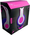 Gioteck TX-30 Multi Platform Stereo Game & Go Headset - Pink (Switch/Mobile)