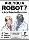 Are You A Robot? Bundle (Card Game)