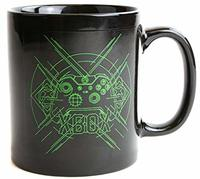 Numskull - Official Xbox One Metal Badge Heat Mug - Cover