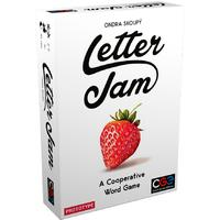 Letter Jam - A Cooperative Word Game (Card Game)