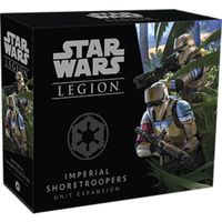 Star Wars: Legion - Imperial Shoretroopers Unit Expansion (Miniatures) - Cover