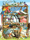 Cobble Hill - Birds of the World Puzzle (350 Pieces)