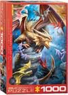 Eurographics - Dragon Clan Puzzle (1000 Pieces)