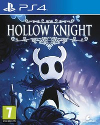 Hollow Knight (PS4) - Cover