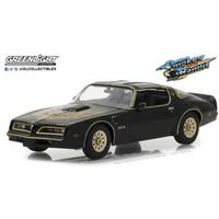 Greenlight Collectibles - Hollywood - Smokey and the Bandit - 1977 Pontiac Trans Am (Die Cast Model)
