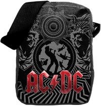 AC/DC - Black Ice Cross Body Bag - Cover