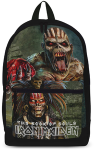 Iron Maiden - Book Of Souls Classic Rucksack - Cover