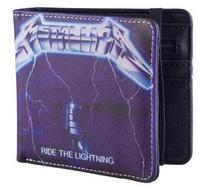 Metallica - Ride The Lightning Wallet - Cover