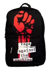 Rage Against The Machine - Fistfull Classic Rucksack - Cover