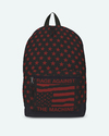 Rage Against The Machine - USA Stars Classic Rucksack