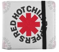 Red Hot Chili Peppers - White Asterisk Wallet