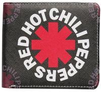 Red Hot Chili Peppers - Black Asterisk Wallet