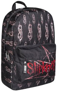 Slipknot - Wait And Bleed Classic Rucksack - Cover