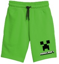 Minecraft - Creeper - Youth Shorts (5-6 Years) - Cover