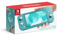 Nintendo Switch Lite Handheld Console - Turquoise