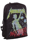 Metallica - And Justice For All Classic Rucksack Cover