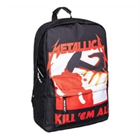 Metallica - Kill Em All Classic Rucksack - Cover