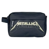 Metallica - Metallica Logo (Wash Bag) Cover