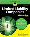 Limited Liability Companies For Dummies - Jennifer Reuting (Paperback)