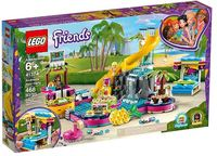 LEGO® Friends - Andrea's Pool Party (468 Pieces) - Cover