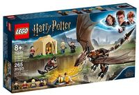 LEGO® Harry Potter - Hungarian Horntail Triwizard Challenge (265 Pieces)