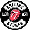 Rolling Stones - Tour 1978 Back Patch (Patches: Woven Sew On)