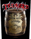 Tankard - Beer Barrel Back Patch (Patches: Woven Sew On)