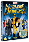 Wolverine and The X-Men: Volume 2 (DVD)