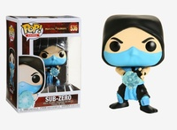 Funko Pop! Games - Mortal Kombat - Subzero - Cover
