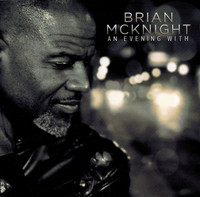 Brian Mcknight - An Evening With (CD) - Cover