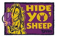 Spyro - Hide Yo' Sheep Door Mat - Cover