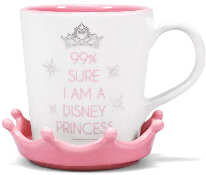 Disney Mug Disney Slogan Princess Shaped WED9eHYb2I