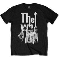 The Who - Elvis For Everyone Men's T-Shirt - Black (Large) - Cover