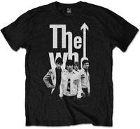 The Who - Elvis For Everyone Men's T-Shirt - Black (Medium) - Cover