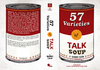 57 Varieties of Talk Soup - Barry Cain (Paperback)