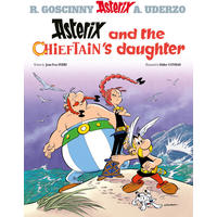 Asterix and the Chieftain's Daughter - Jean-Yves Ferri (Paperback)