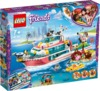 LEGO® Friends - Rescue Mission Boat (908 Pieces)