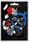 The Who - Pete Townsend Plectrum (Pack of 5)