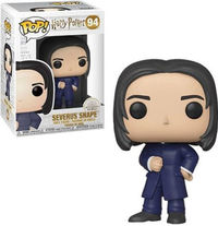 Funko Pop! Harry Potter - Severus Snape - Yule Ball Pop Vinyl Figure - Cover