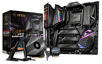 MSi MEG X570 Godlike AMD X570 Socket AM4 Gaming Motherboard