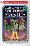 Choose Your Own Adventure - War With the Evil Power Master (Card Game)