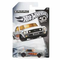 Hot Wheels - 67 Ford Mustand Coupe (50th Anniversary)