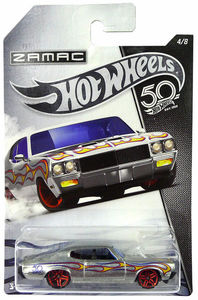Hot Wheels - 68 70 Buick GSX (50th Anniversary)
