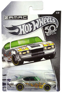 Hot Wheels - 68 OLDS 442 (50th Anniversary)