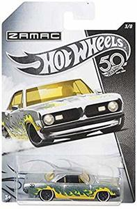 Hot Wheels - 68 Plymouth Barracuda Formula S (50th Anniversary)