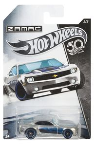 Hot Wheels - Chevy Camaro Concept (50th Anniversary)