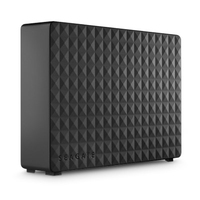 Seagate 10TB 3.5 inch Expansion Desktop USB 3.0 External Hard Drive - Cover