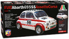 Italeri - 1/12 - Fiat Abarth 695SS/Assetto Corsa (Plastic Model Kit)