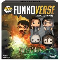 Funko Pop! Funkoverse Strategy Game - Harry Potter Base Game (Board Game)