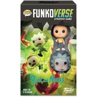 Funko Pop! Funkoverse Strategy Game - Rick & Morty Expandalone Game (Board Game)